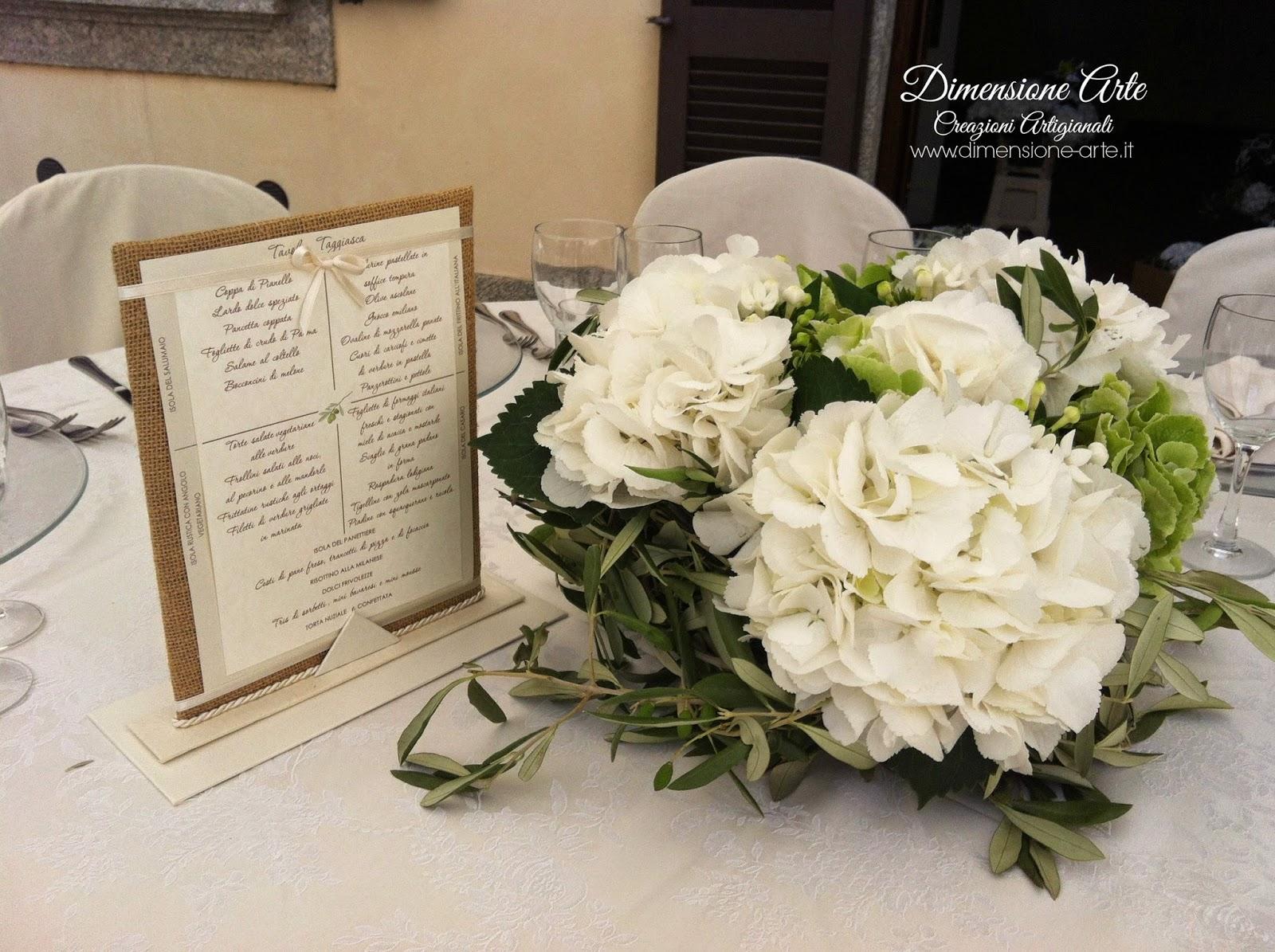 Allestimenti Matrimonio Rustico : Dimensione arte creazioni artigianali matrimonio
