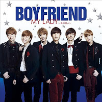 Boyfriend. First Kiss