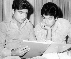 The split of Salim-Javed has been an enduring mystery of Bollywood.  The hit script writing team developed plots for 25 movies over two decades, 21 of which went on to become huge hits. They were such stars they could even demand a share in the profit of the movies they conceived.