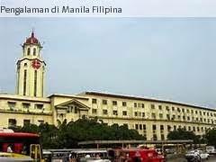 Pengalaman di Manila Filipina