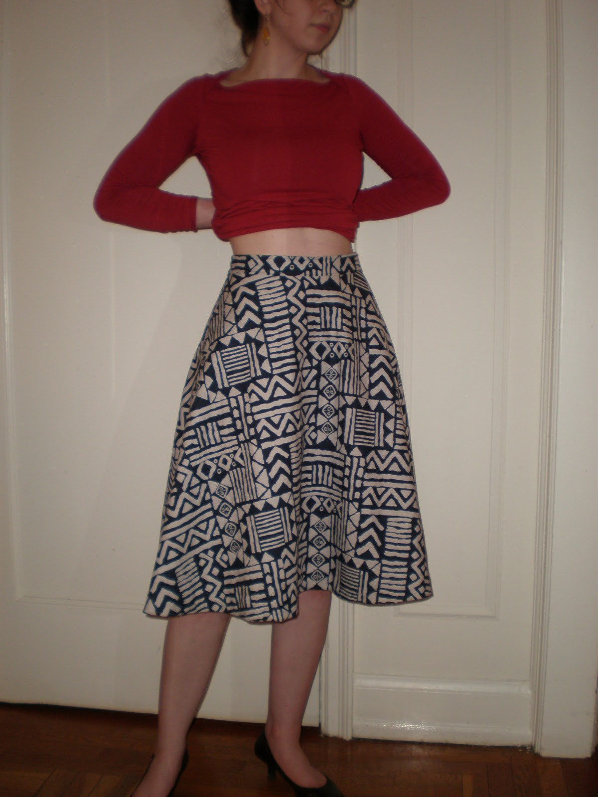 A fabric fixation half circle skirt doneski bankloansurffo Image collections