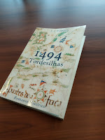 "leitura - ""1494 TORDESILHAS"""