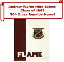 Andrew Warde High School&#39;s Class of 1963 Planning 50-Year Reunion
