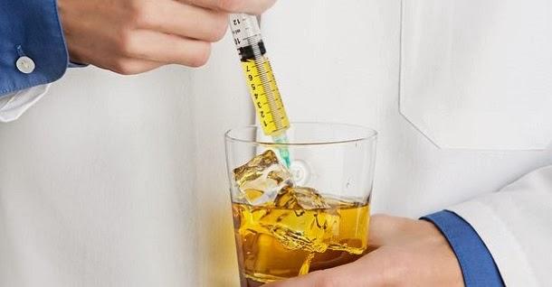 A história (e os efeitos) de injetar álcool