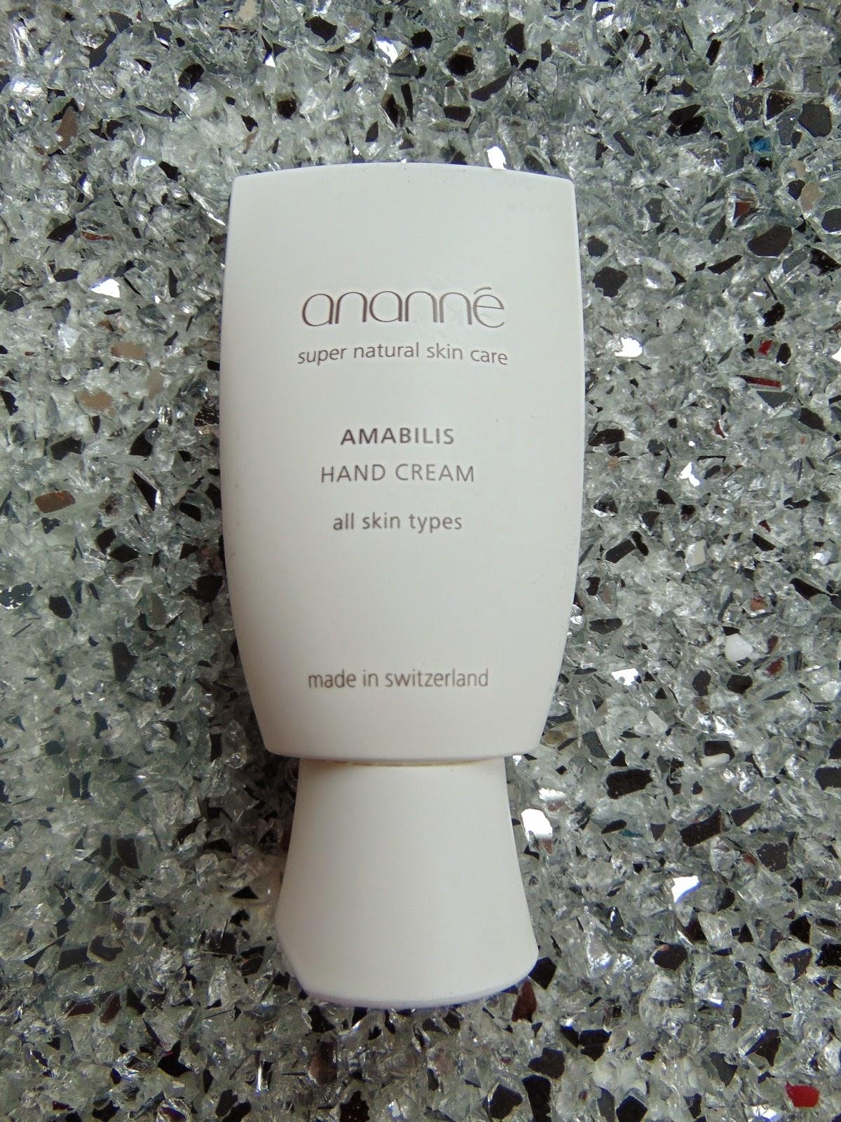ananné Amabilis Hand Cream - www.annitschkasblog.de