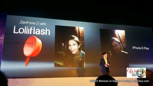 The Big Reveal: ASUS #ZenFone2