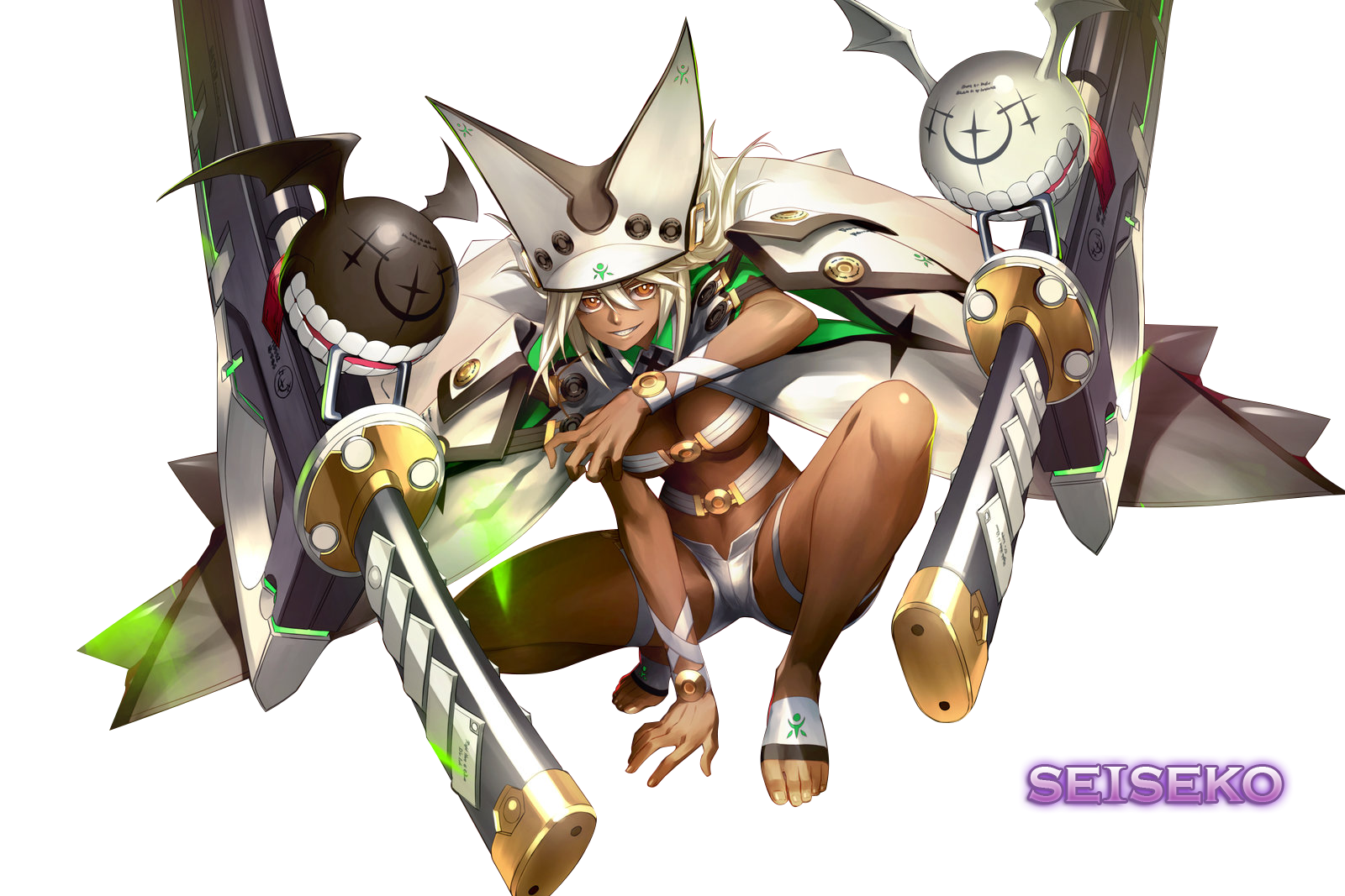 Render Ramlethal Valentine + Guilty Gear Xrd SIGN