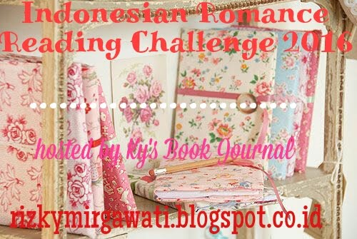 Indonesian Romance Reading Challenge