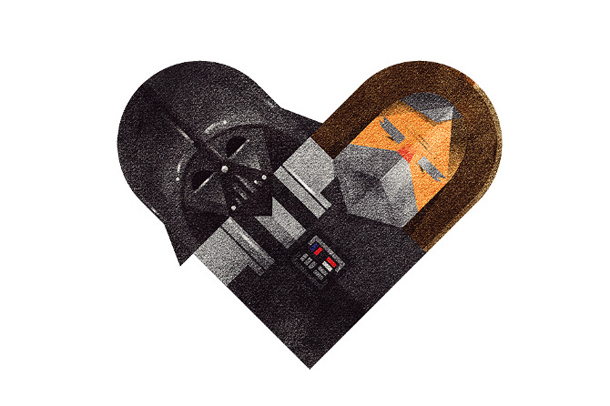 Versus/Hearts by Dan Matutina - The Student & The Master