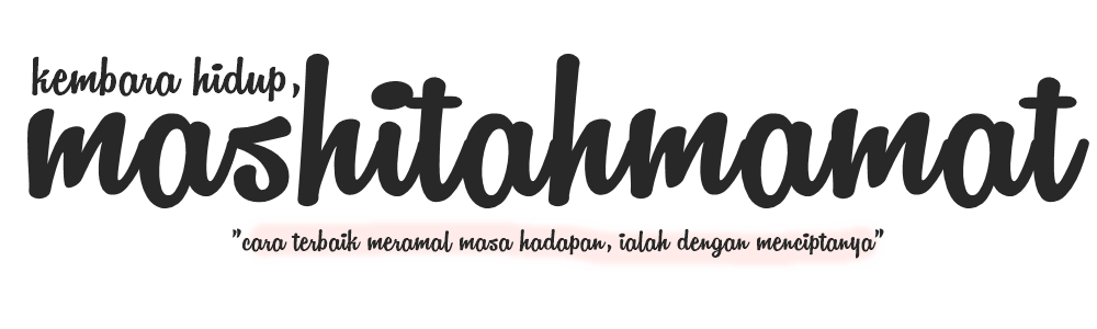 Mashitah Mamat | Malaysia Blogger