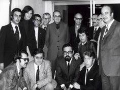 Delegación de Pueblo, en los 70