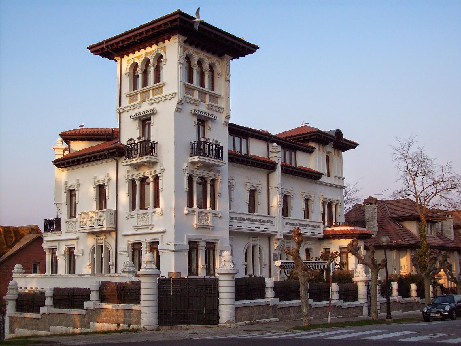 Escenas de santander casas singulares iii - Casas singulares madrid ...