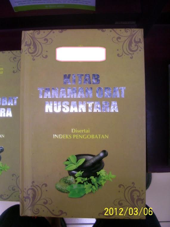 Kitab Tanaman Obat Nusantara