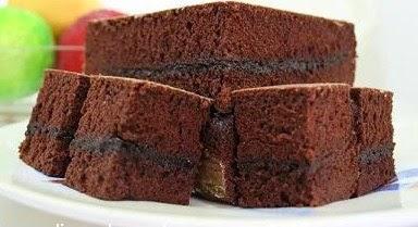 Resep Brownies Kukus   Cara Buat  Brownies Kukus Coklat