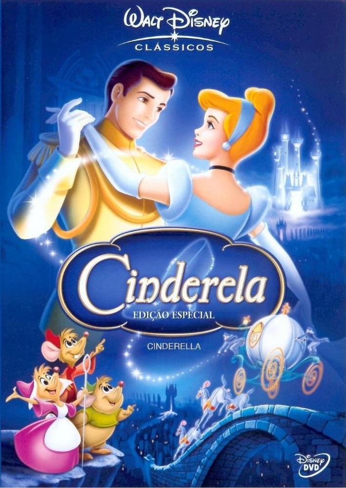 Cinderela – Dublado (1950)