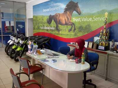 Karir Kerja PT Simpur Motor Lestari (TVS Lampung)