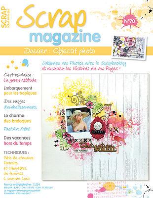 Scrap magazine N°70