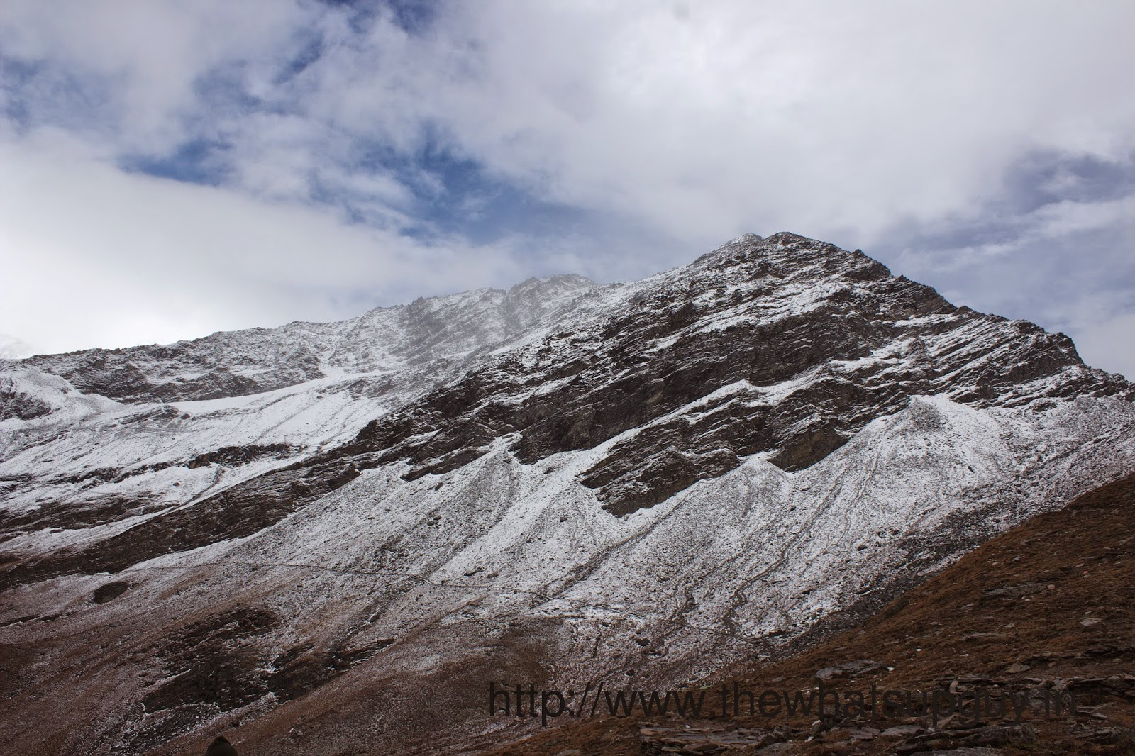 Snow Mountain Roopkund Trek With India Hikes Day 4