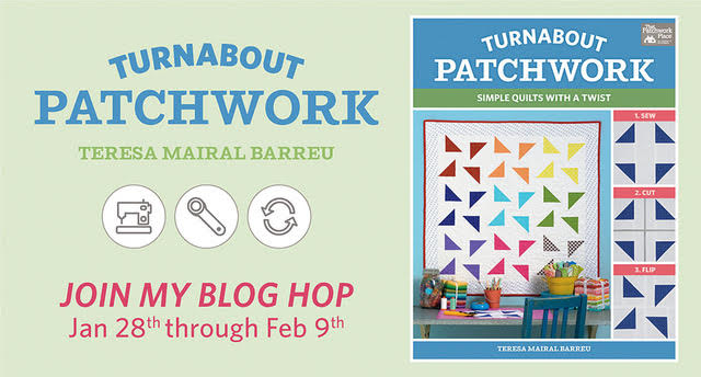 Turnabout Patchwork Bloghop