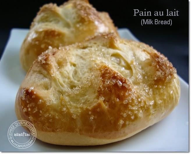 Pain Au Lait Recipe — Dishmaps