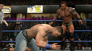 Download Free WWE Smack Down Vs Raw 2010 Game For PC