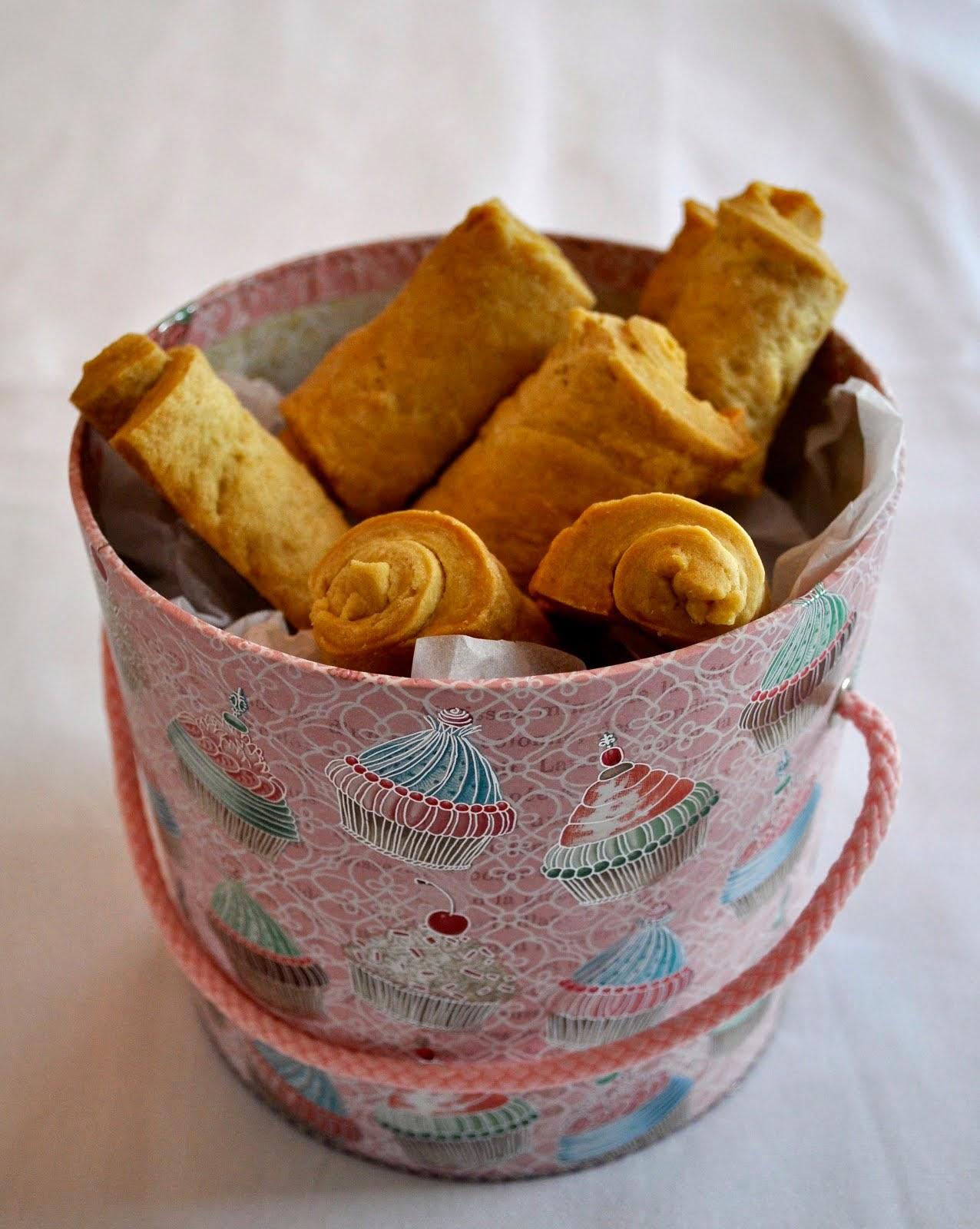 Boite à Biscuits en carton
