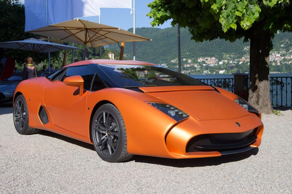 Richardo Ricci Blog Pininfarina Bertone Giugiaro