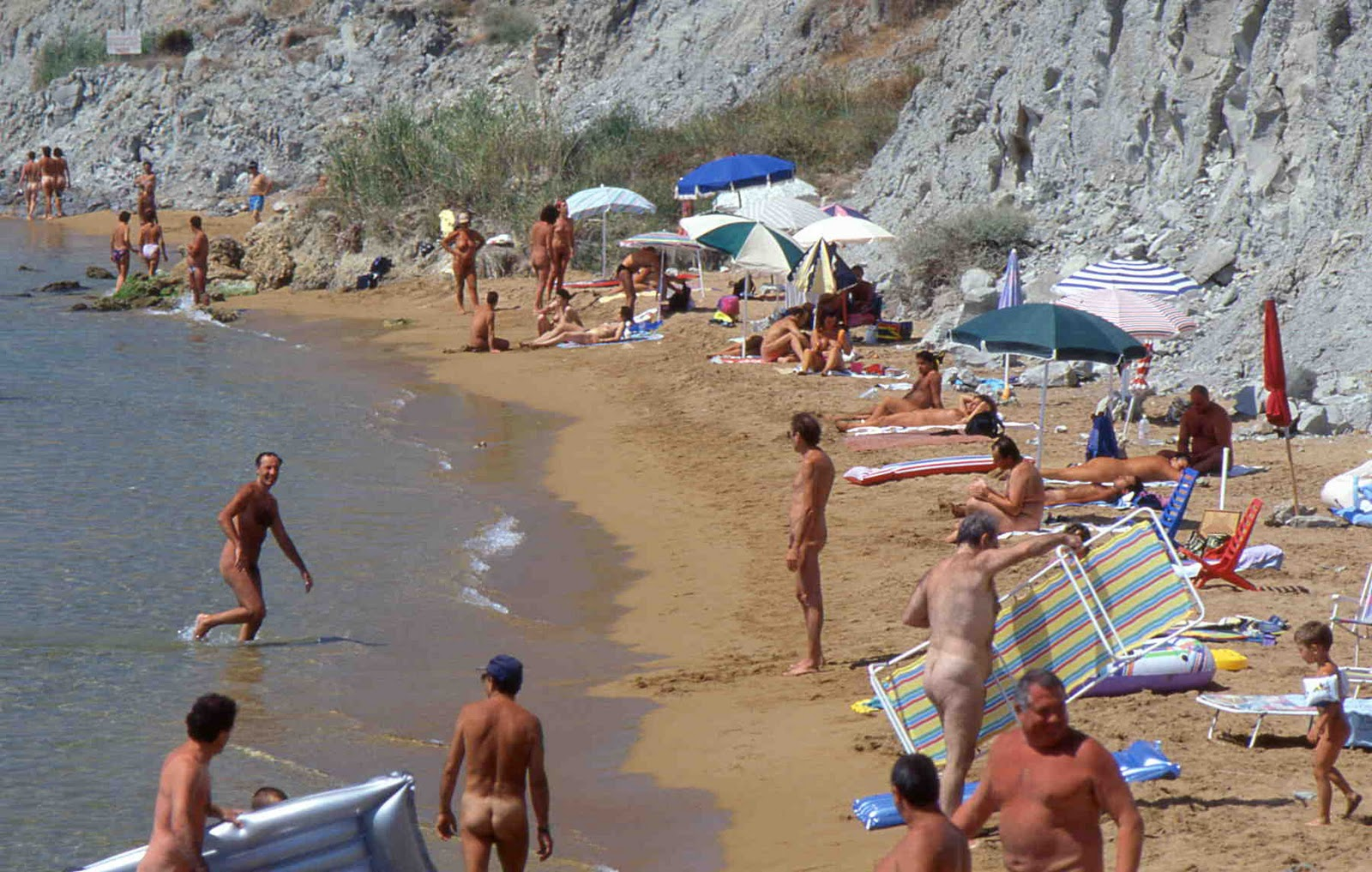 Naturist Beaches Tourist Destinations