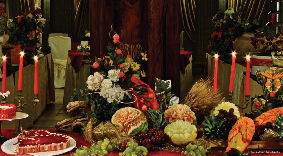 Buffet Di Dolci E Frutta : La dolce cucina di paola dolce buffet