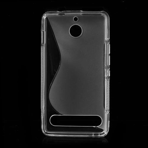 Line TPU Jelly Case for Sony Xperia E1 D2004 D2005 / E1 Dual D2104 ...