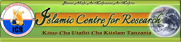 Islamic Centre For Research - ICR