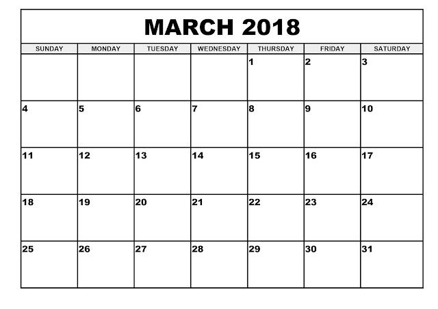 Get Printable Calendar