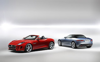 2012 Paris Motor Show - The all-new F-TYPE has arrived