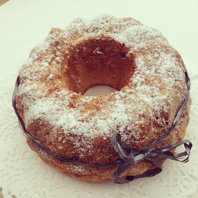 gâteau de savoie recette Mercotte