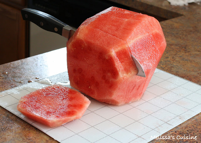 Melissa's Cuisine:  Watermelon: Tips and Tricks