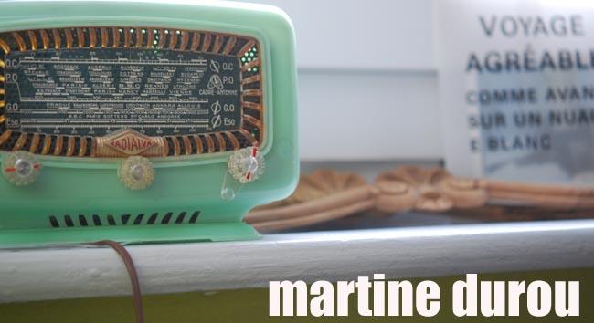 martine durou