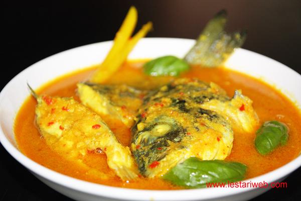 Resep Masakan Ikan Mujair Bumbu Kuning