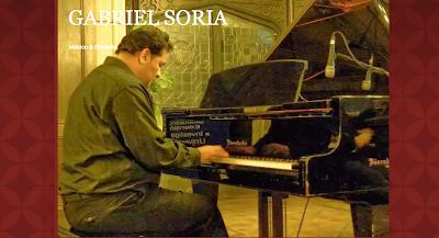 Gabriel Soria, músico-docente, clases, cursos intensivos y anuales, composiciones, libros didácticos de educación musical.