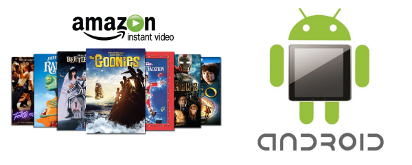 Stream Amazon Instant Video on Android Tablet