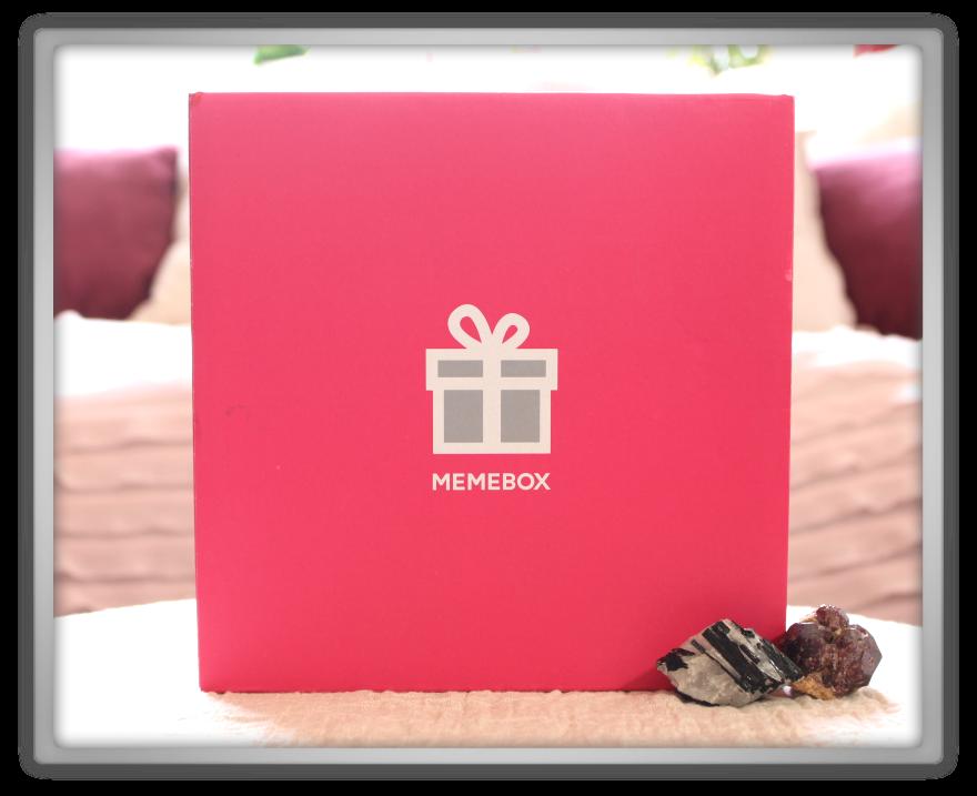 겟잇뷰티박스 by 미미박스 memebox beautybox Superbox #35 Fermented Cosmetics 2 unboxing review box