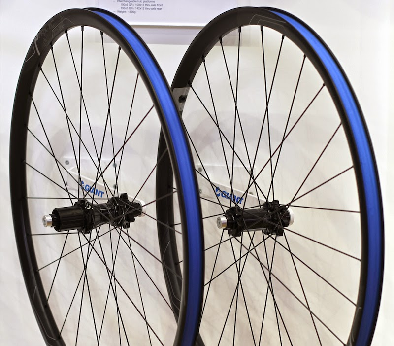 Event, New Product, Wheelset, Giant Wheelset, Giant TRX 1 Composite Wheelset