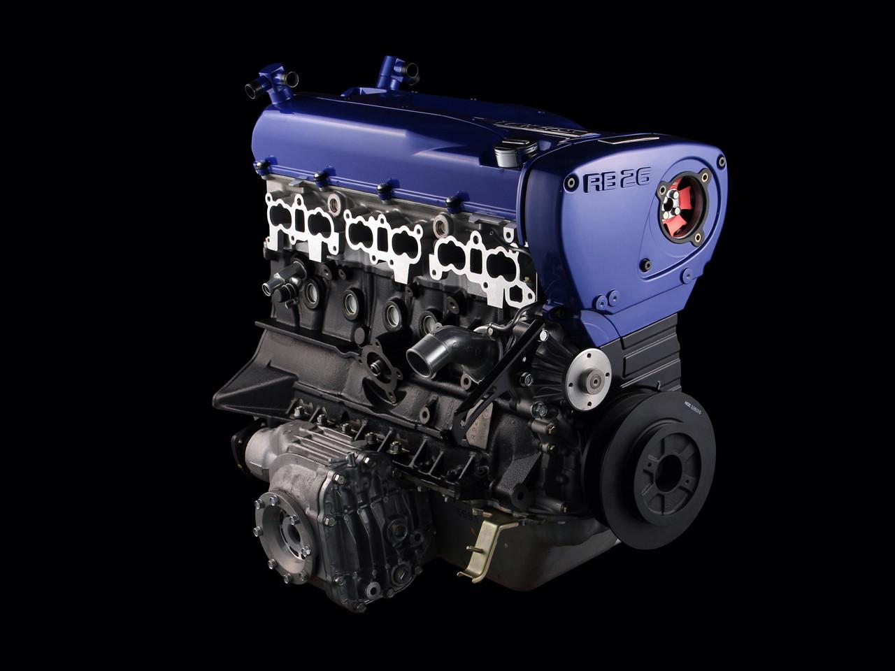 RB26DETT, najsolidniejsze silniki R6 turbo, potencjał