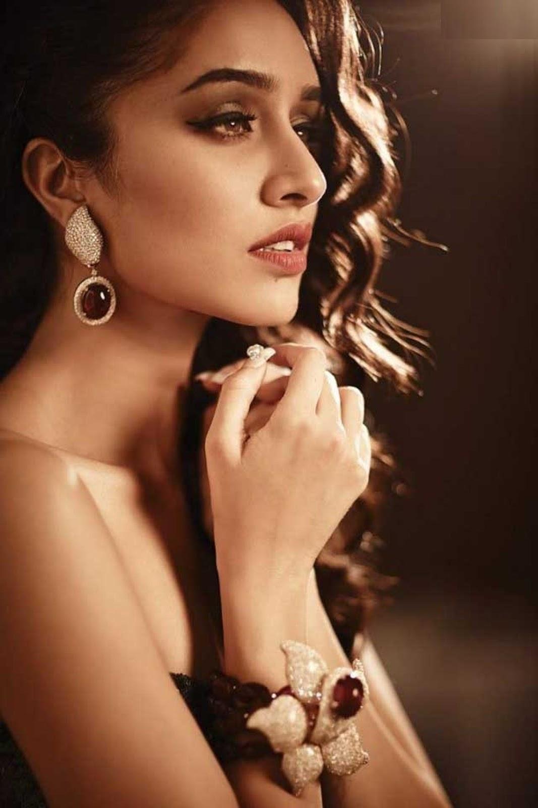 Shraddha Kapoor Stunning Photo Shoot For Hi! Blitz Magazine