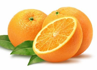 فاكهة البرتقال للحفاظ على الرشاقة