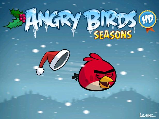Cкачать торрент Angry Birds : Seasons HD.