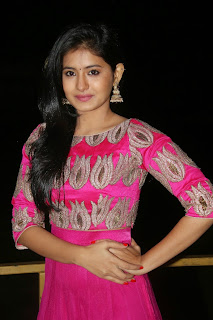 Reshmi Menon Looks So cute and Gorgeous in tight Pink Anarkali Dress from Piatrends.com