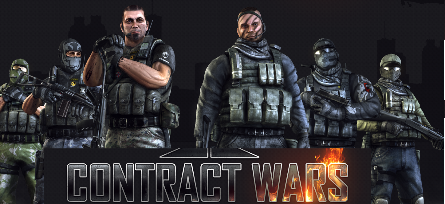 Contract wars Contract Wars Hile Botu Multihack v5.0 indir