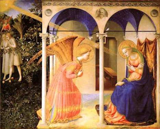 La Anunciación - Fray Angélico