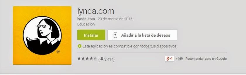 https://play.google.com/store/apps/details?hl=es&id=com.lynda.android.root