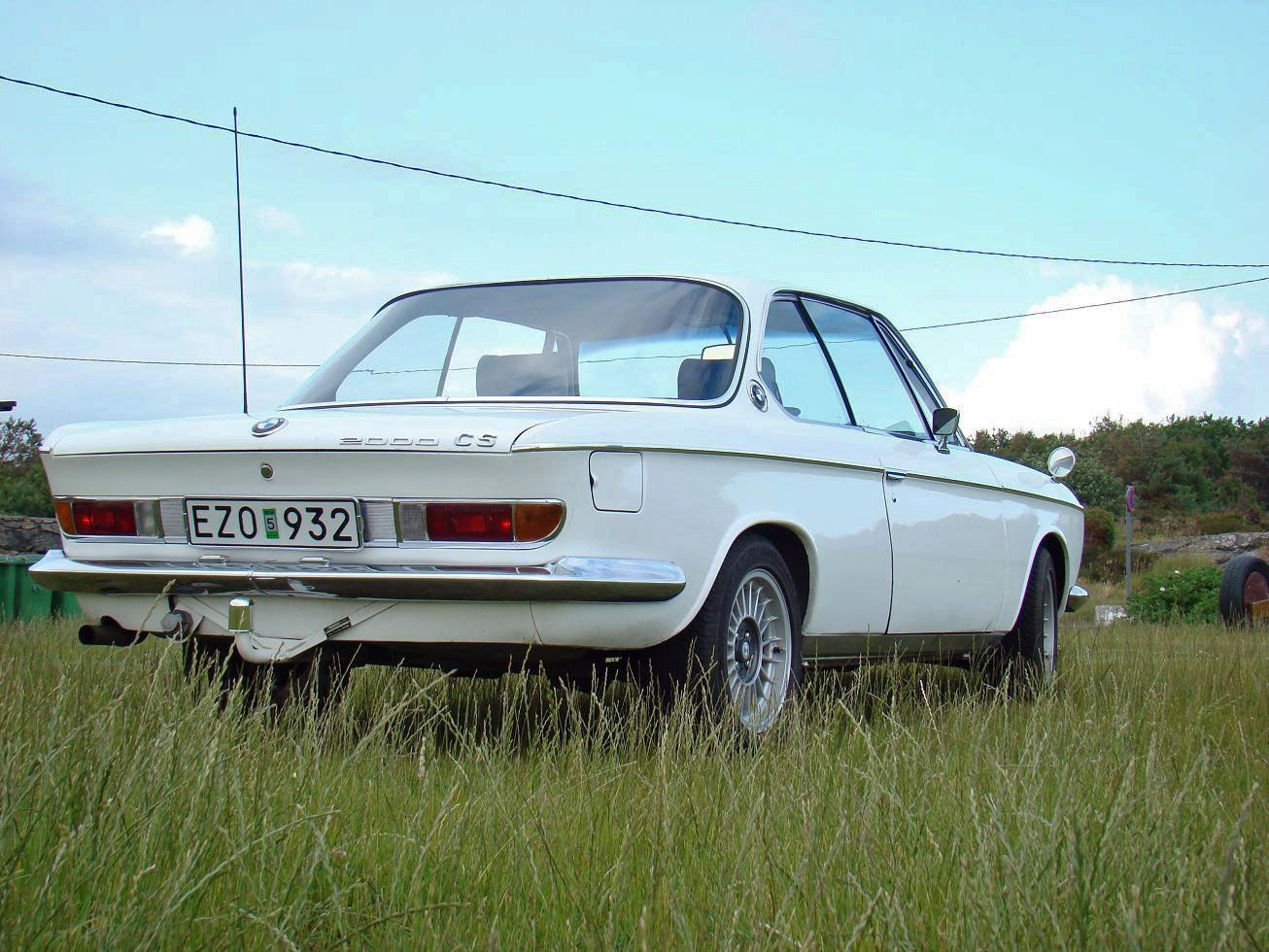 ... BMW 2000C & 2000CS (1965-69